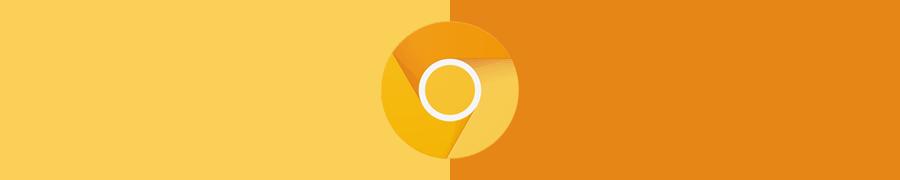 Google Chrome 68 Canary — с новым дизайном панели браузера