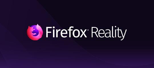 Firefox Reality — вышла первая версия VR-браузера от Mozilla