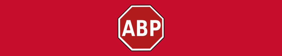 Adblock Plus 3.4 — новый интерфейс и сокращение потребления памяти