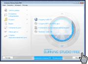 Скриншот Ashampoo Burning Studio FREE 3