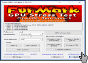 Скриншот FurMark 1