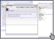 Скриншот Instantbird 1