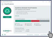 Скриншот Kaspersky Internet Security 5