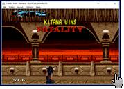 Скриншот Kega Fusion 1