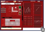 Скриншот OCCT 1