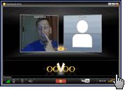 Скриншот ooVoo 1