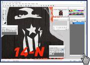 Скриншот openCanvas 1