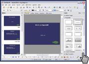 Скриншот OpenOffice 4