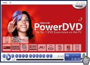 Скриншот PowerDVD 1