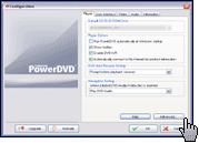 Скриншот PowerDVD 2