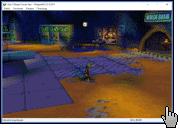 Скриншот Project64 1