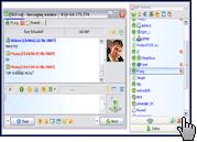 Скриншот QIP 1
