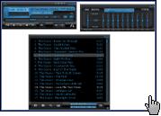 Скриншот Qmmp 2