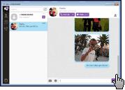 Скриншот Viber 1