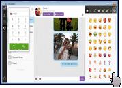 Скриншот Viber 2