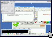 Скриншот Virtualbox 2